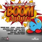 BOOM RIDDIM [FULL PROMO] – SNIGGY/HEAD CONCUSSION RECORDS – 2013