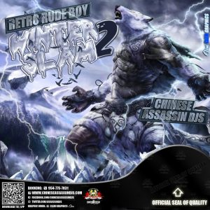 Chinese Assassins Djs – Retro Rude Boy Winter Slam 2