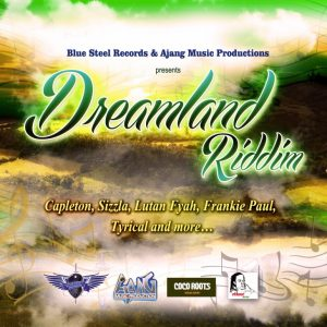 Dreamland Riddim CD