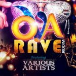 Ova Rave Riddim CD (April, 2013)(Full Charge Records)