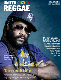 United Reggae Magazine #18