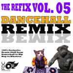 Fire Dance Crew Soundsystem – The Refix Vol.05