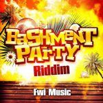 Bashment Party Riddim CD