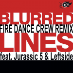Blurred Lines Remix