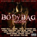 Body Bag Riddim CD (April, 2013)(KingDreamz Entertainment)