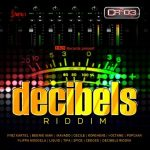Decibels Riddim CD