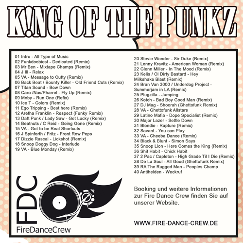 KING-OF-THE-PUNKS_TRACKLIST