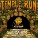 Temple Run Riddim CD (June, 2013)(Lockcity Music Group)