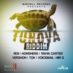 Tun Ova Riddim CD (June, 2013)(Birchill Records)