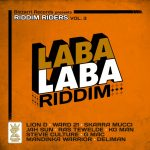 Laba Laba Riddim CD (October, 2013)(Bizzarri Records)