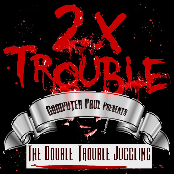The Double Trouble Riddim CD (October, 2013)(Computer Paul)