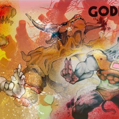 Godilla - Release the Kracken
