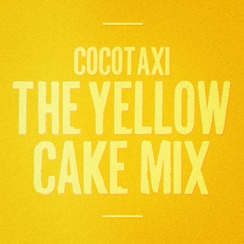 THE YELLOW CAKE MIX