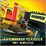 Axxionpack Sound presents Dubplate Classics Vol 1