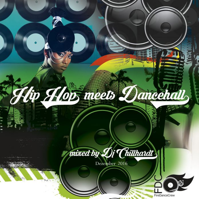 Hip Hop Vs. Dancehall (100% REMIX STUFF) - FireDanceCrew