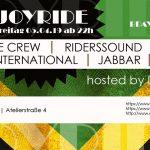 Joyride – 05.04.2019